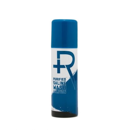 Recovery Piercing Aftercare Purified Saline Spray All Natural Piercing Cleaner