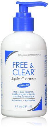 FREE & CLEAR Liquid Cleanser For Sensitive Skin