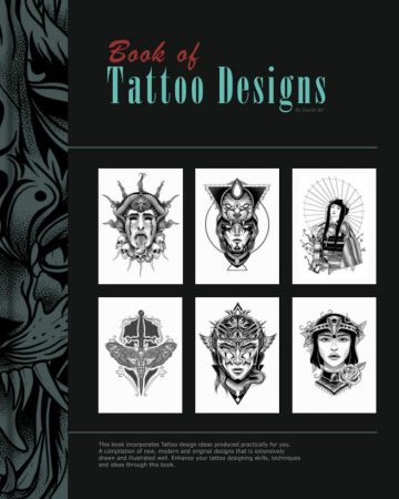 Book Of Tattoo Designs Remarkable And Modern Tattoo Sketches Compilation