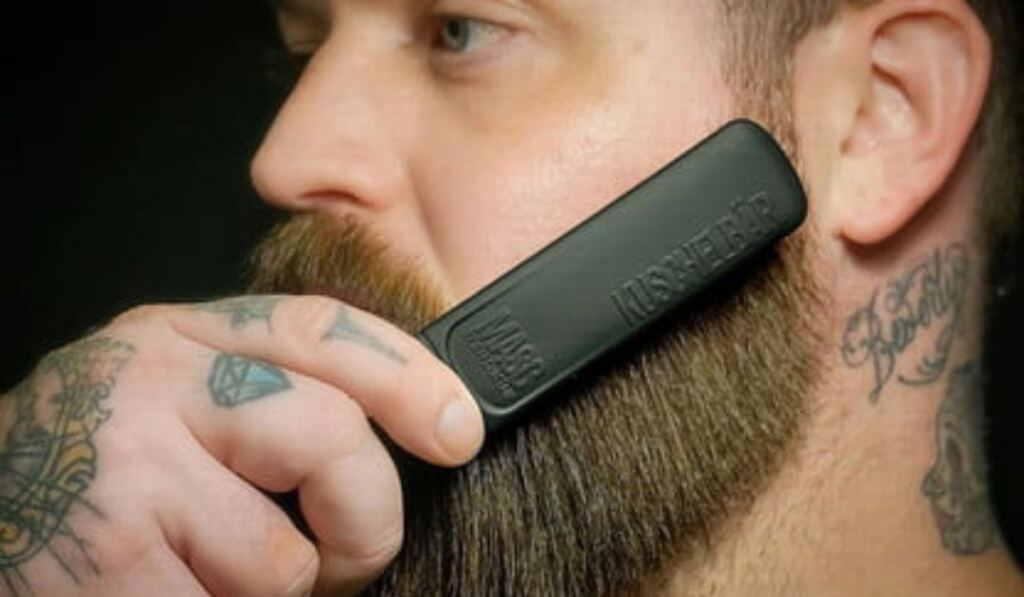 Comb And Brush Your Beard