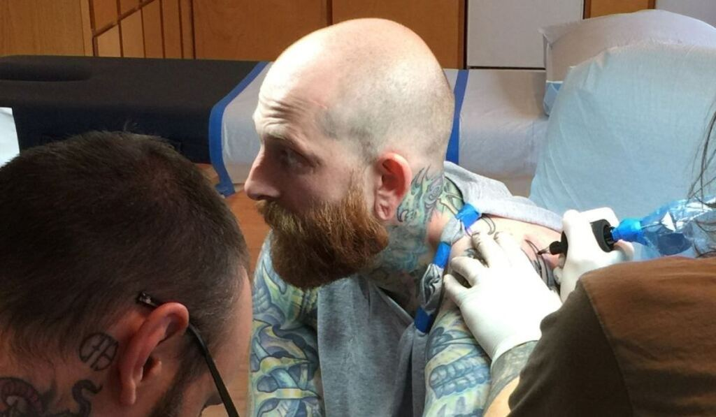 Collaborating With The Tattoo Artist