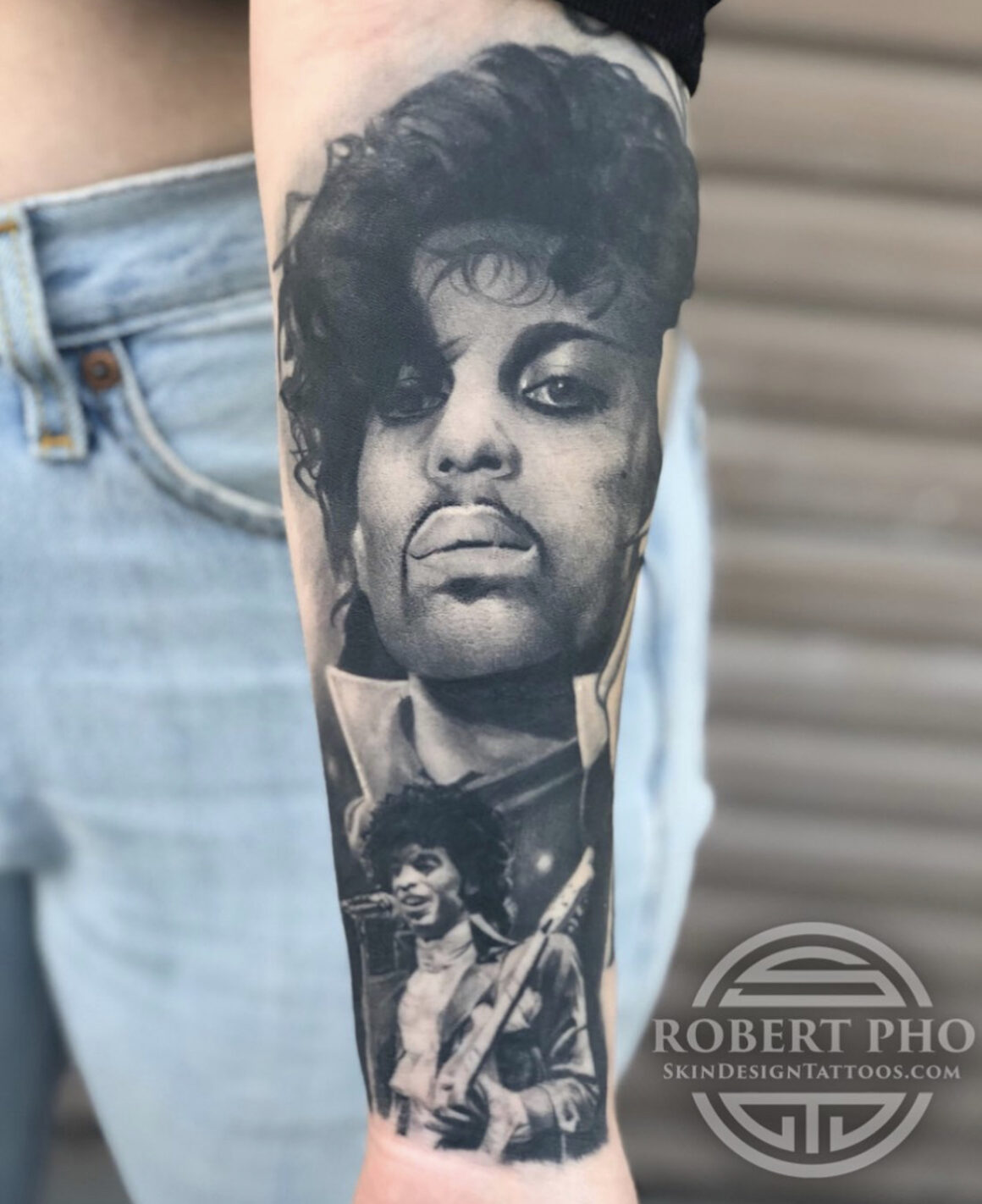 Robert Pho, Skin Design Tattoos, Las Vegas, USA