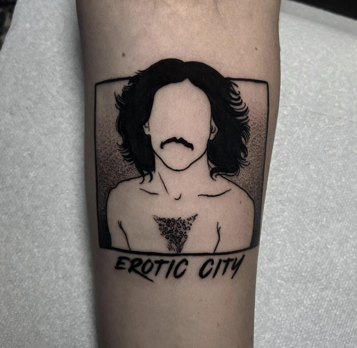 Yesi, Dark Heritage Tattoo, Anaheim, USA