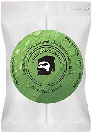 Grizzly Mountain Beard Dye The Organic Base