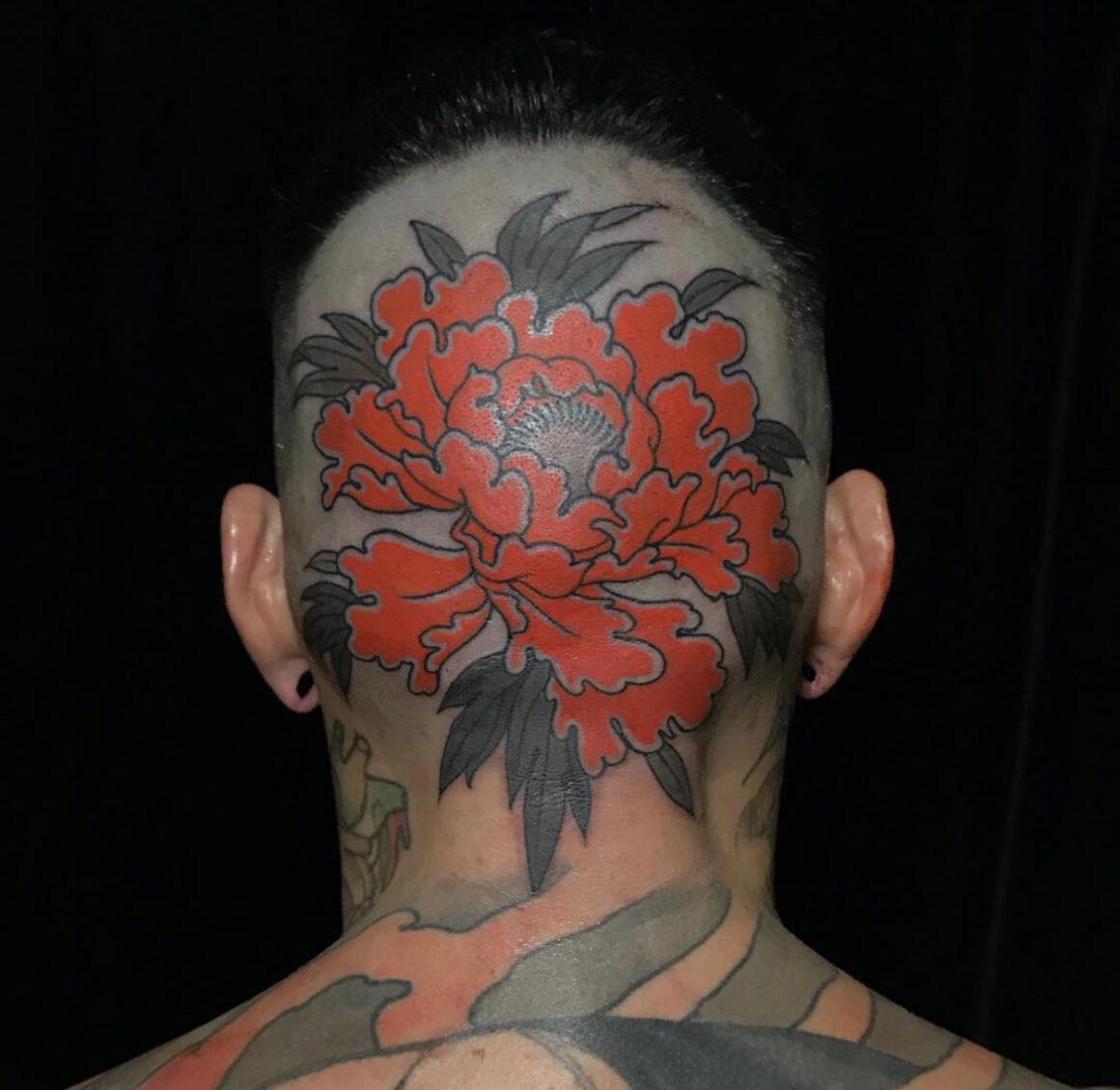 Matthew Mooney, Daggers & Lark Tattoo, Bayswater, Australia