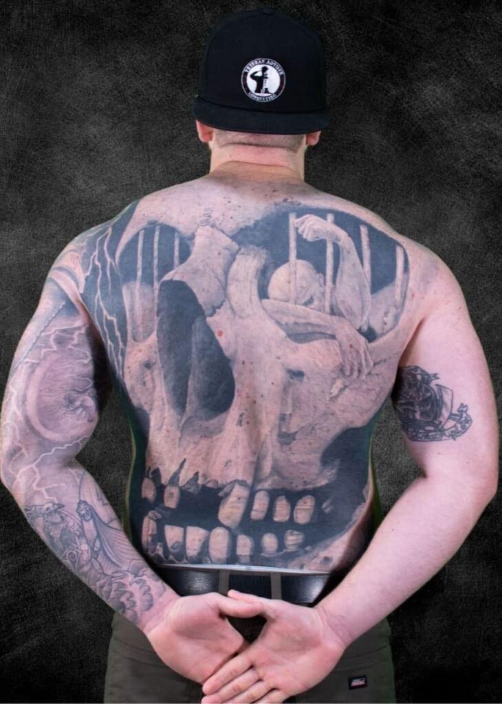 Veteran Tattoos 5