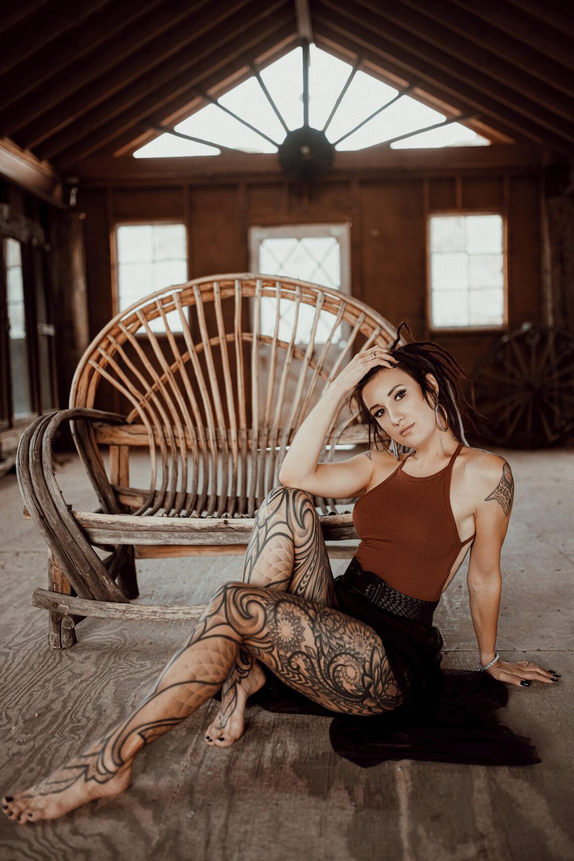 Tattoos by Ilya Cascad