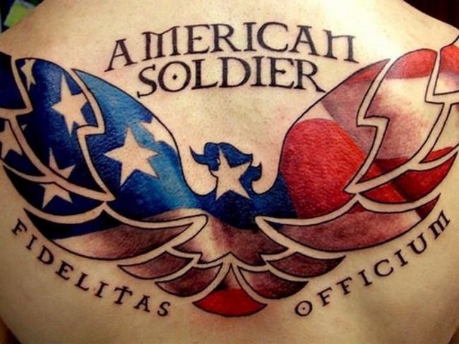 army tattoos