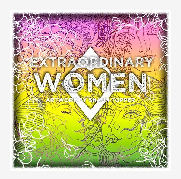 Extraordinary Woman by Shaun Topper