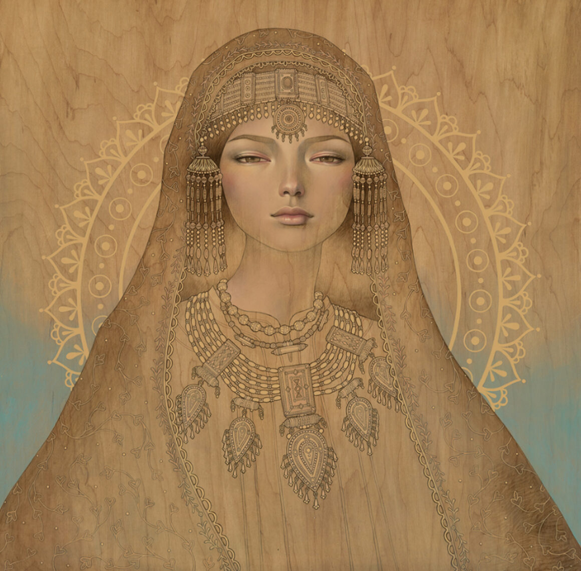 Audrey Kawasaki, Yacenia