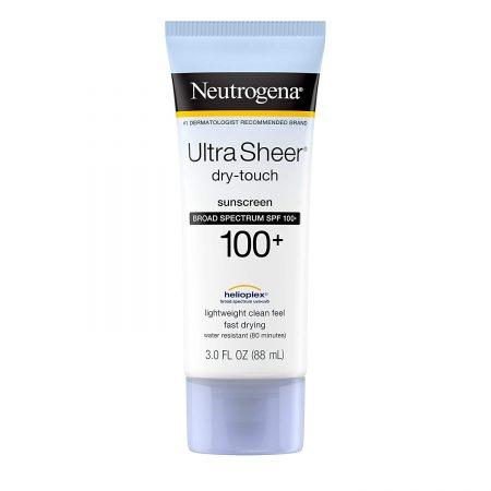Neutrogena Ultra Sheer Dry Touch Sunscreen Lotion